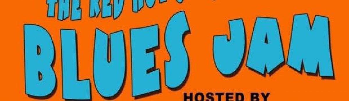 Sunday 9/19: Blues Open Jam